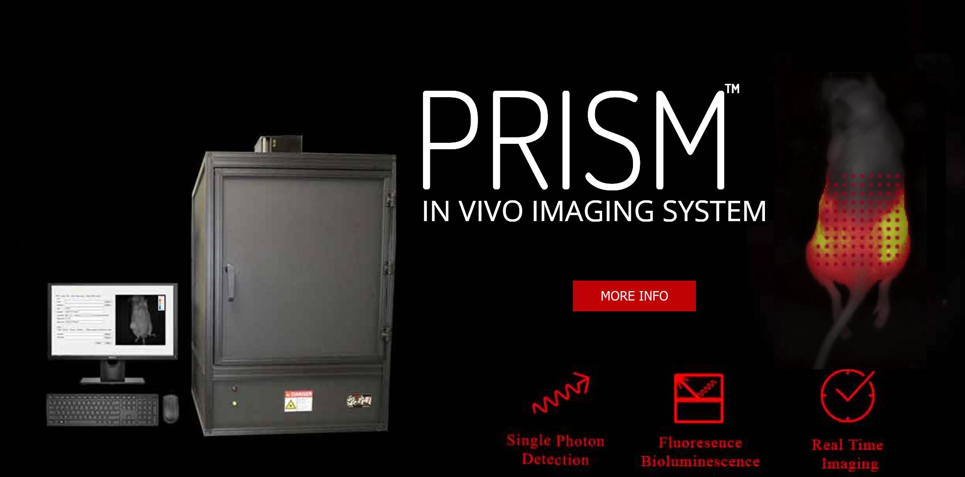 PRISM IN VIVO IMAGING